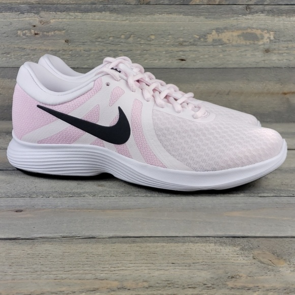 New Nike Women's Revolution 4 Running Shoes Pink NWT